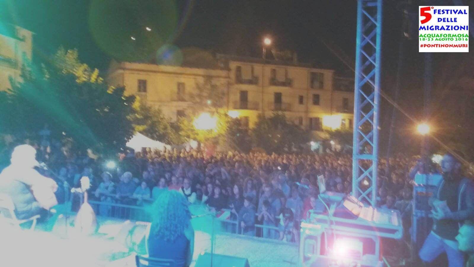 Festival delle migrazioni, domani la giornata anti-Salvini
