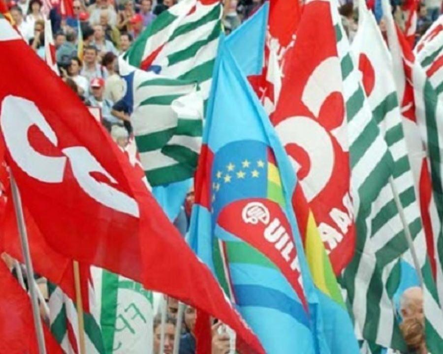 I sindacati confederali chiedono alla Regione trattative separate dalla Cisal