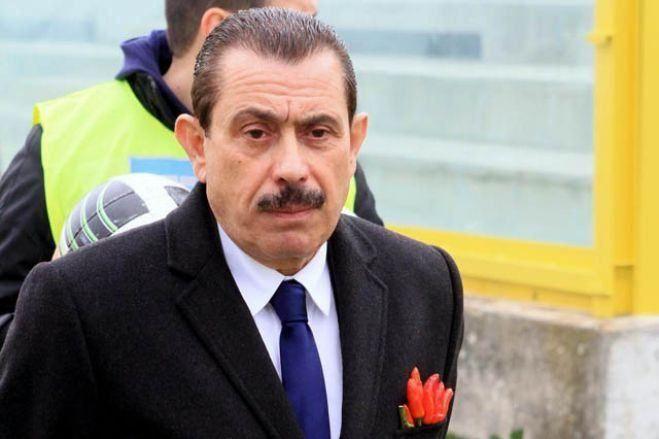 Fine dei domiciliari per l'ex presidente del Catanzaro calcio
