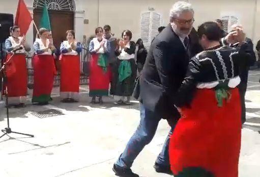 Incidente per Emiliano nel Cosentino – IL VIDEO