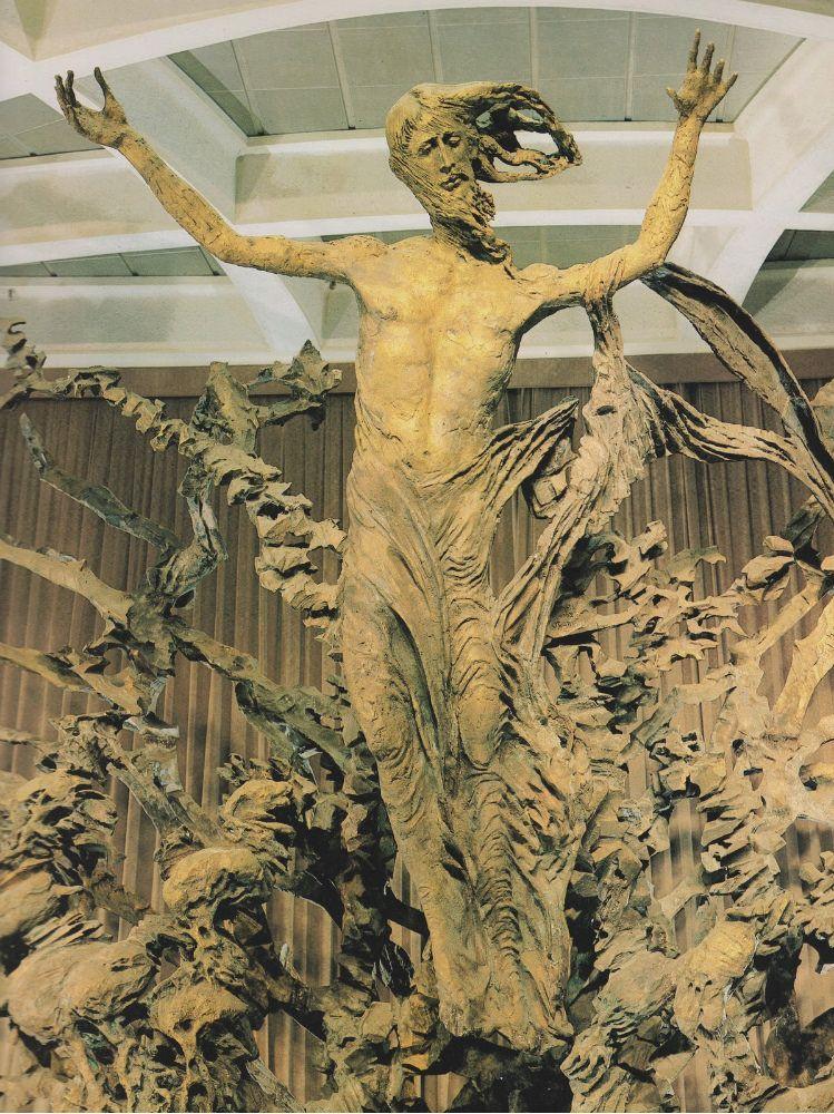 """La """"Resurrezione"""" del Vaticano restaurata da un vibonese"""