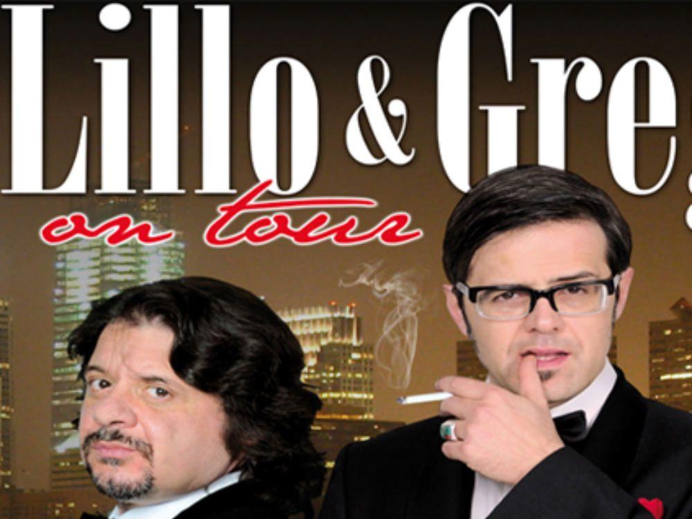 Al Masciari questa sera in scena la comicità esilarante di Lillo & Greg