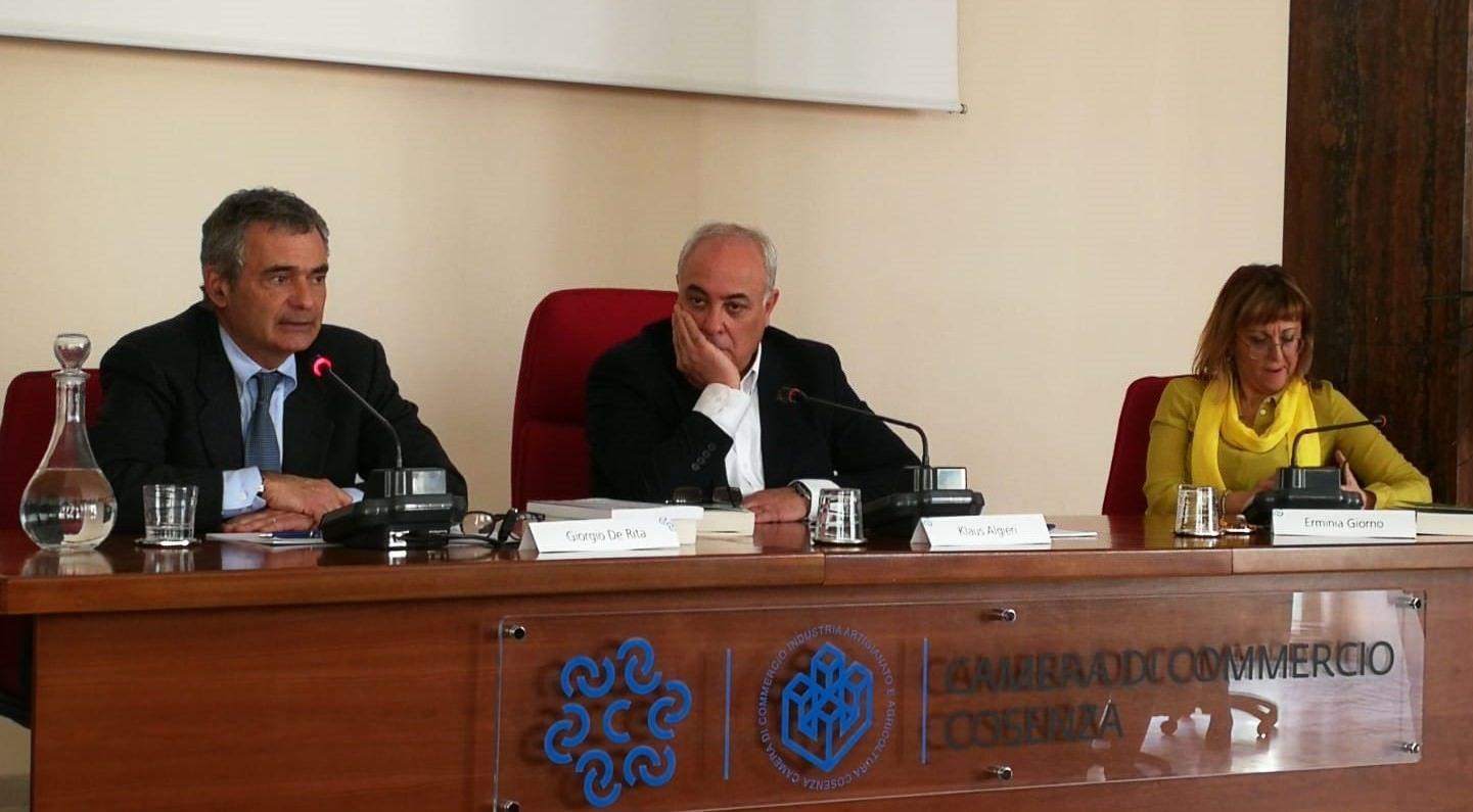 Rapporto Censis, Algieri: «Investire in risorse per contrastare fuga di cervelli» – VIDEO