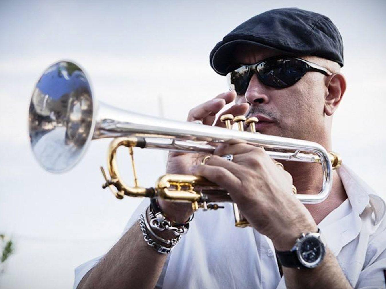 Franco Arminio e Flavio Boltro al Roccella Jazz Festival