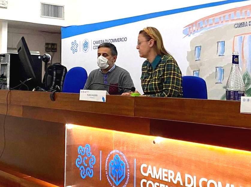 La Camera di Commercio di Cosenza si aggiudica per la seconda volta il Premio Olivetti