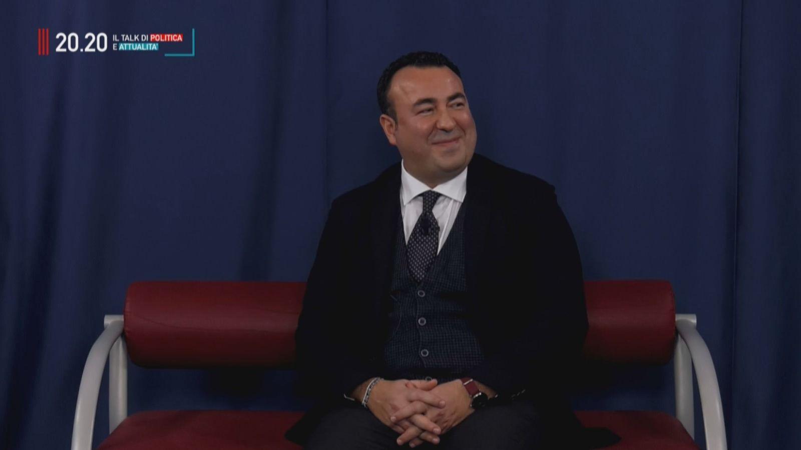20.20   Calabretta: «Io coordinatore della campagna elettorale della Lega? Deciderà Salvini»