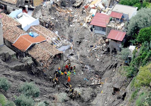 Mitigazione del rischio idrogeologico, attivati 13 interventi per 24,2 milioni