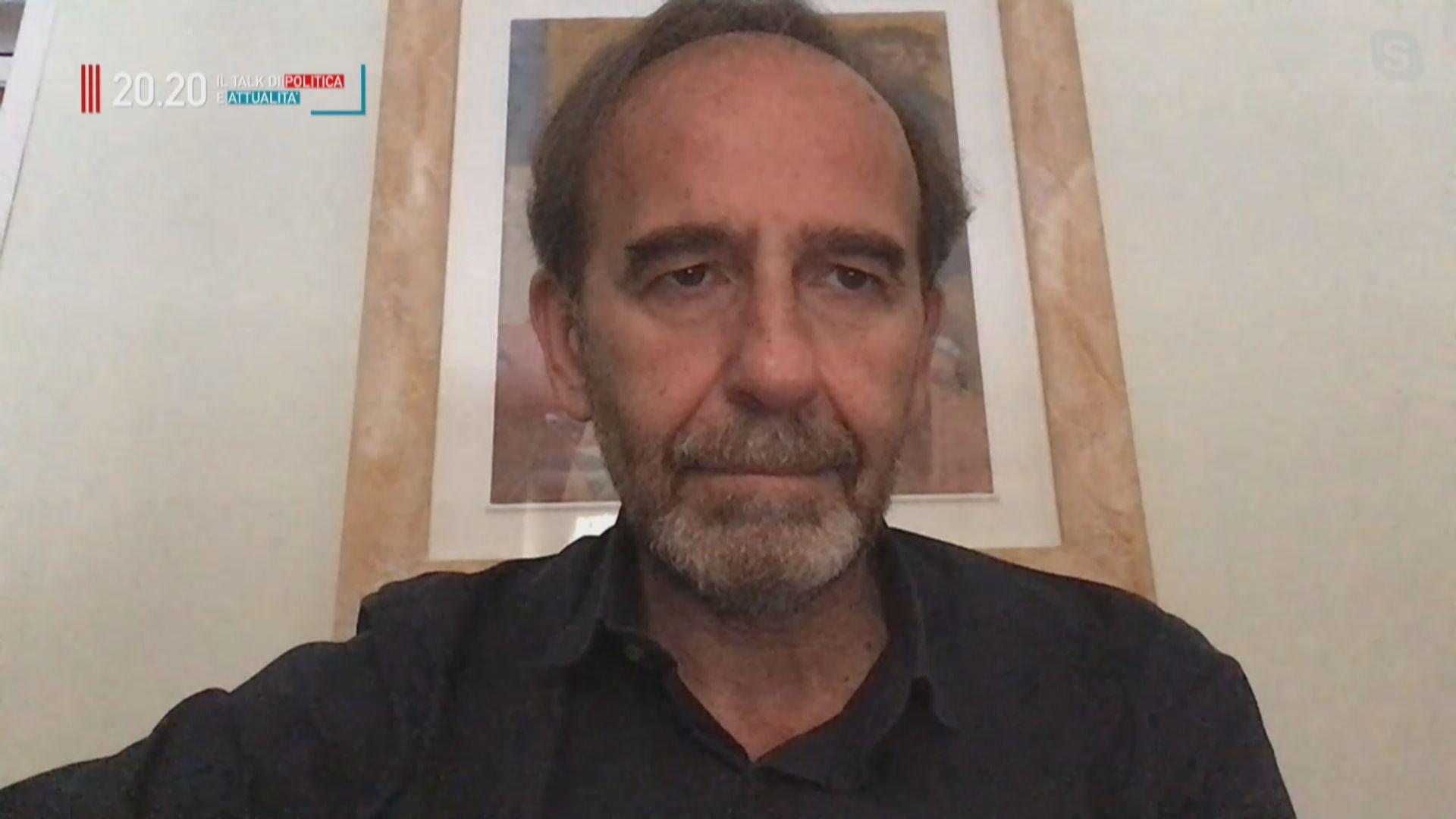 20.20 | Nencini: «In Calabria voterei chi conosce bene la mia terra»