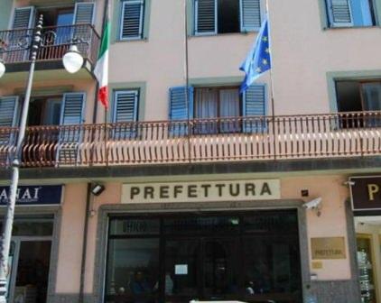 Ufficio Di Rappresentanza In Italia Dipendenti : Vibo i dipendenti della prefettura: no ai tagli gli sperperi