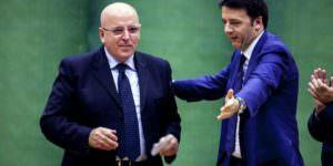 Renzi sbatte la porta in faccia a Oliverio: «Con lui nessun dialogo»