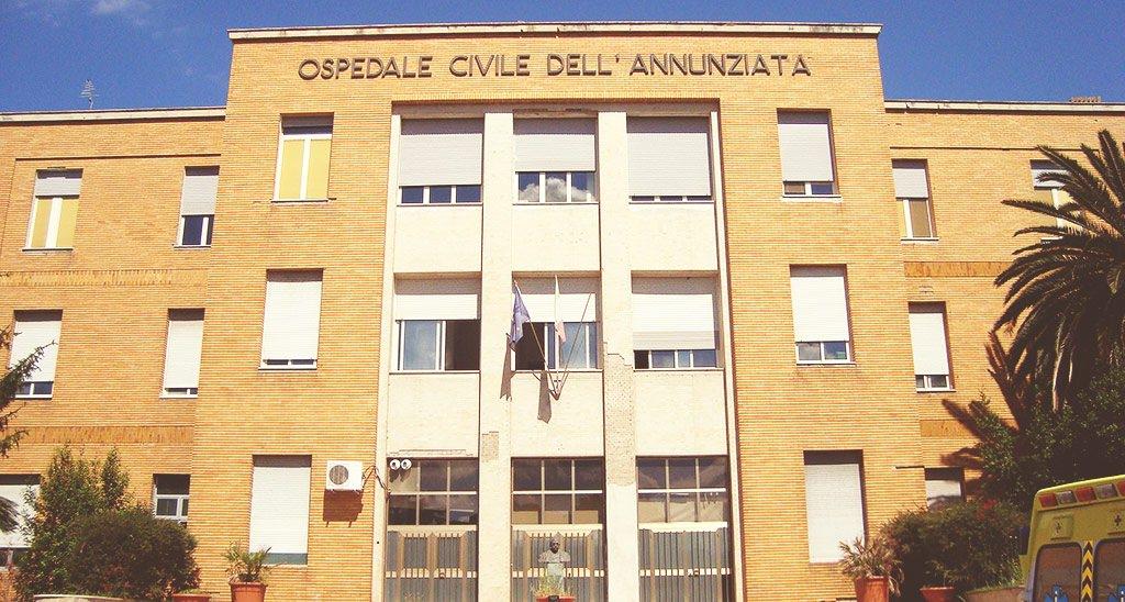"""L'ospedale """"Annunziata"""" di Cosenza"""