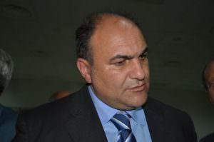 Il sindaco di Locri, Giovanni Calabrese