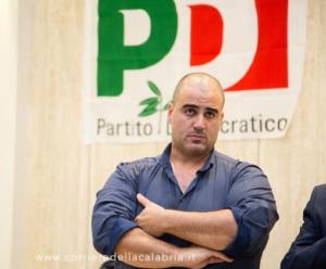 Cuda: «Grave l'idea di voler cacciare Magorno dal Pd»