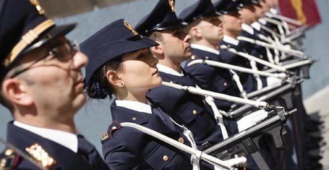 Festeggiati in Calabria i 166 anni della Polizia di Stato - Corriere ...