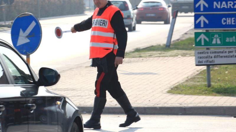 Il furto e la fuga in auto, così tre rom hanno scatenato il caos nel Cosentino