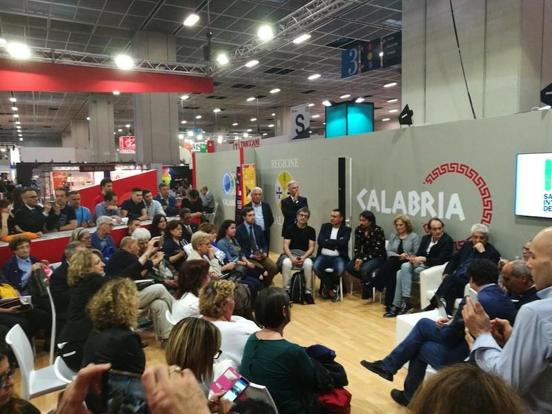 Al Salone del libro per una nuova narrazione della Calabria