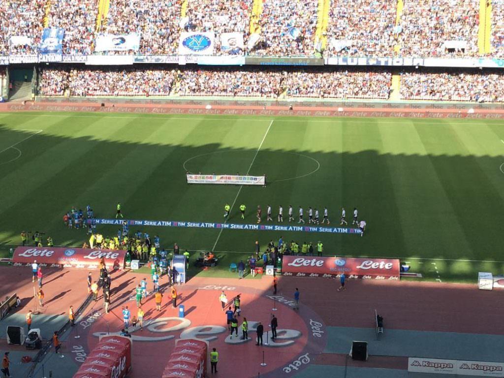"""Niente """"miracolo"""", il Napoli rimanda il Crotone in serie B"""