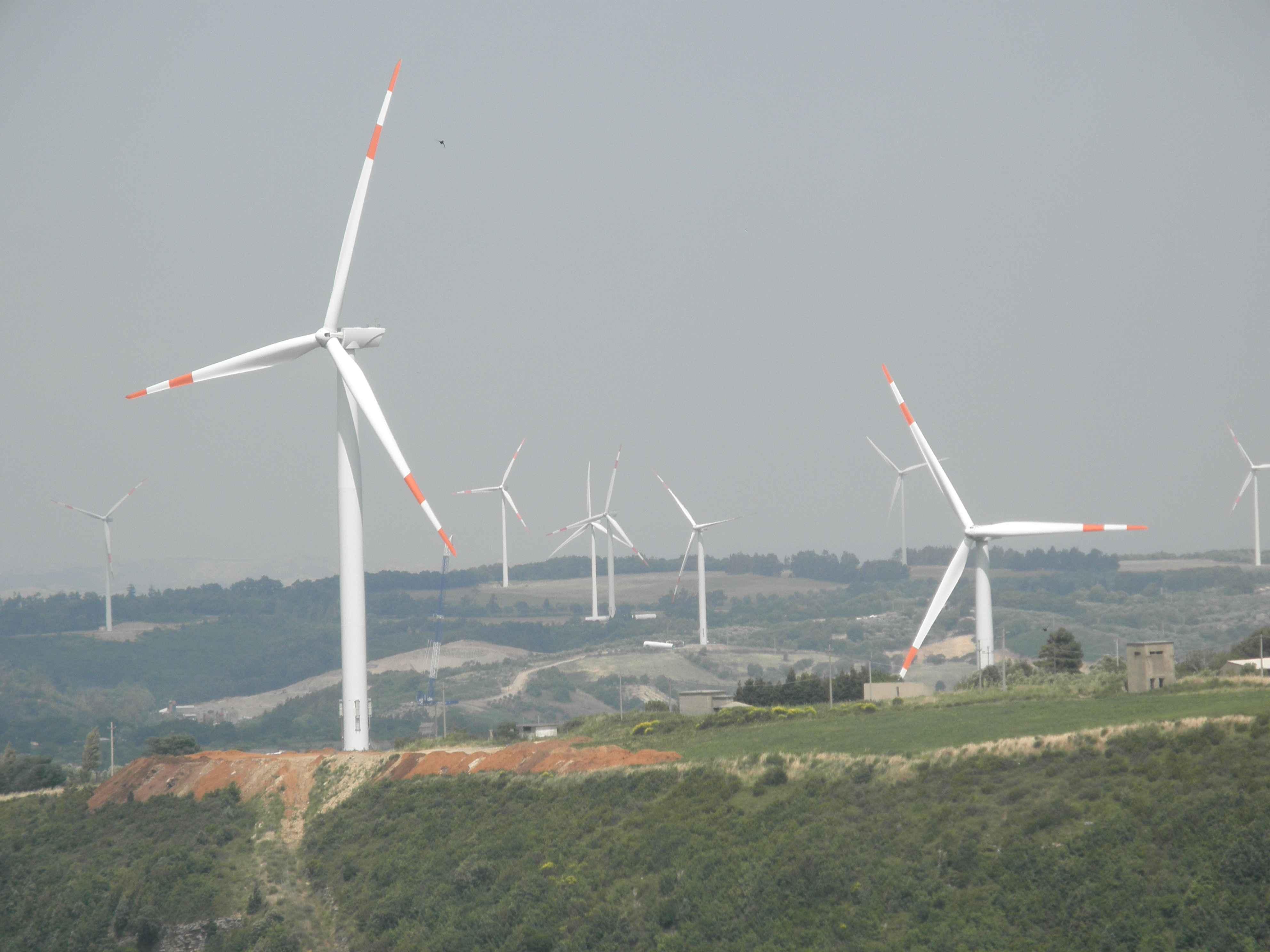 Calabria colonia energetica