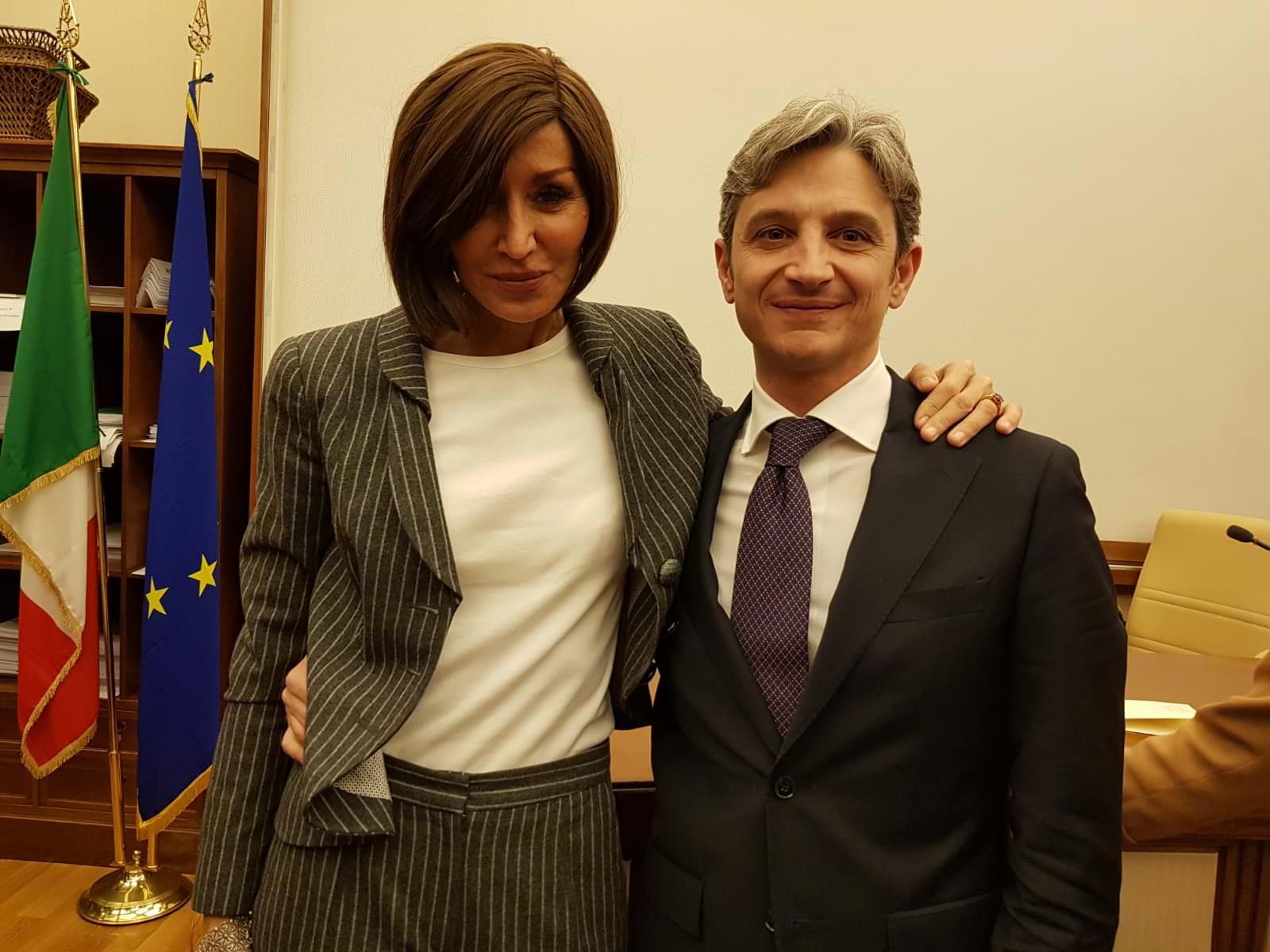 Mangialavori vicepresidente di forza italia in senato for Senatori di forza italia