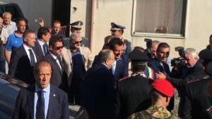 Salvini: «San Luca dovrà avere un sindaco» – VIDEO