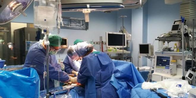 Espianto di fegato e reni all'ospedale di Crotone