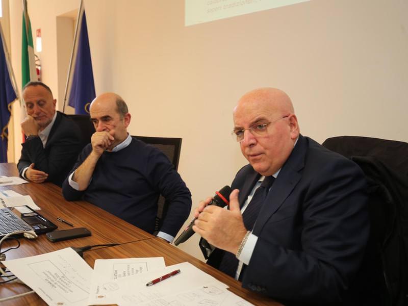 11ca2d107a413 CATANZARO La Regione punta sull artigianato come leva per la crescita  economica della Calabria. Il presidente della giunta