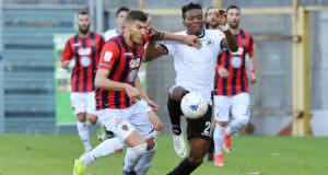 Passo falso del Cosenza, con lo Spezia perde 4 a 0