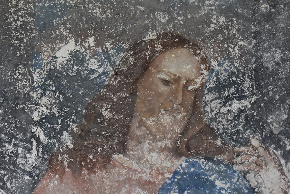 """""""L'Ultima cena calabrese"""" ritrovata in un convento abbandonato – FOTO"""