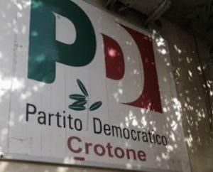 Lo scontro segreto dietro il commissariamento del Pd di Crotone
