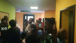 Cosenza, gli attivisti per la casa occupano gli uffici Aterp