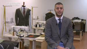 """Il """"sarto"""" calabrese che veste gli arabi"""