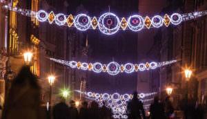 L'FC Crotone installerà l'albero di Natale e le luminarie in città