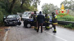 incidente SP159 Lamezia