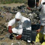 discarica bagni