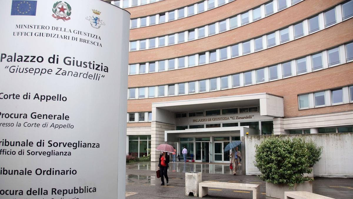 'ndrangheta Tribunale Brescia