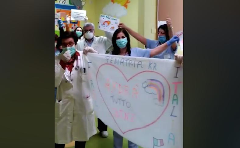 pediatria Crotone coronavirus