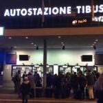 Tibus Roma pendolari Calabria