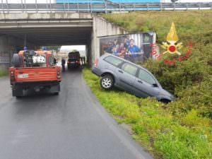mortilla auto fuori