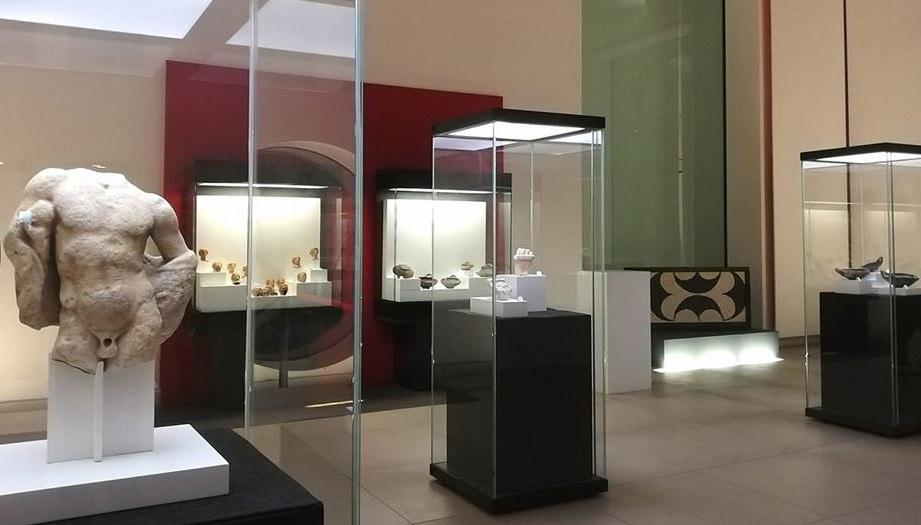 Museo reggio coronavirus