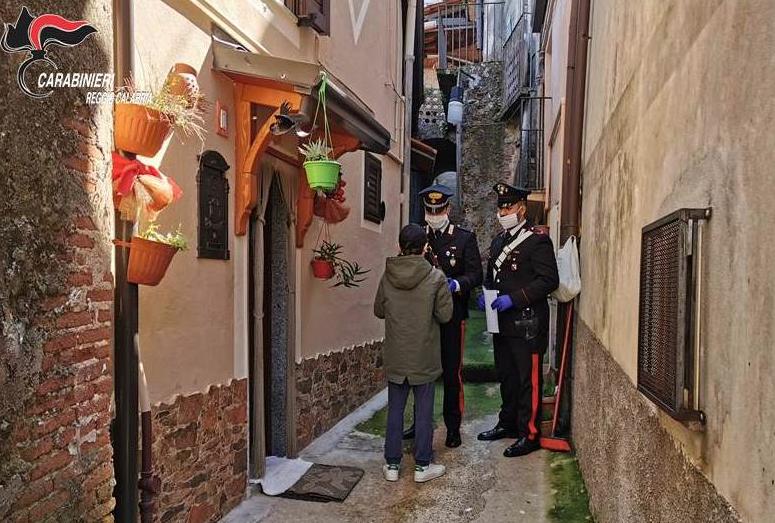 Carabinieri taurianova tablet