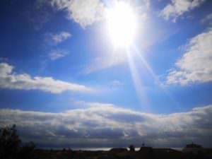 sole meteo bel tempo