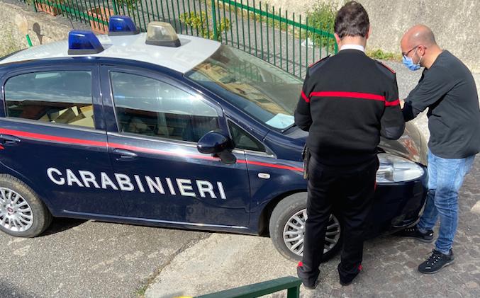 tablet Lamezia Carabinieri