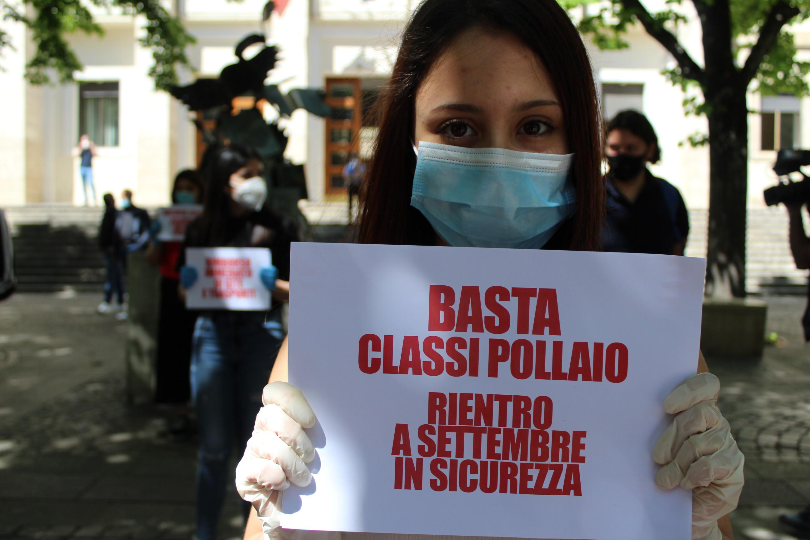 studenti Cosenza
