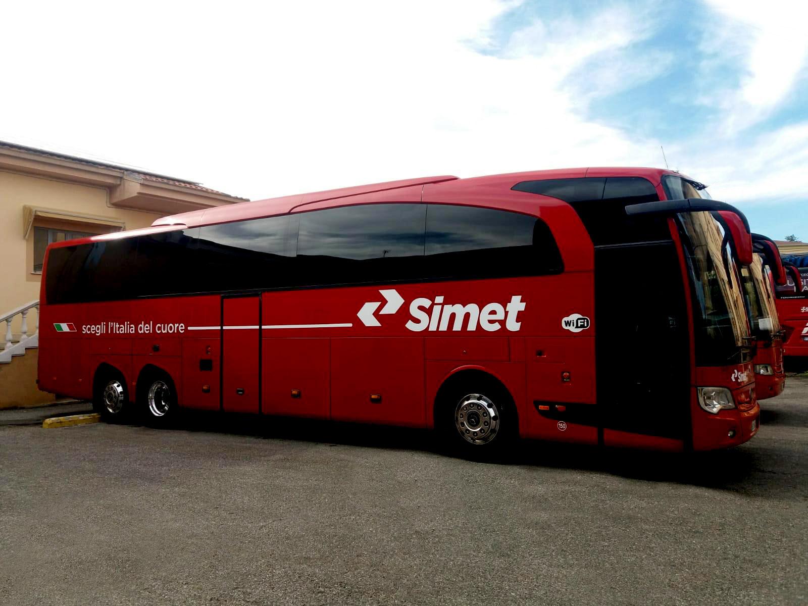 Simet bus