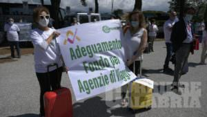 sciopero turismo Lamezia