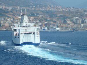 Blu jet Messina