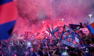 crotone festa Serie A