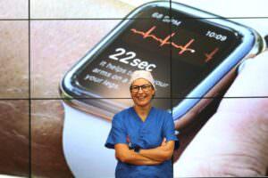 Dall'Università di Catanzaro arriva lo smartwatch salva cuore