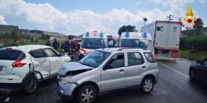 incidente Crotone