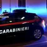 carabinieri notte reggio